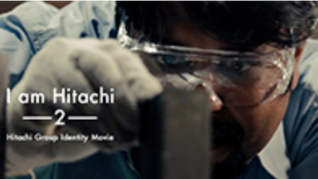 Hitachi Group Identity Movie