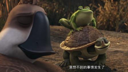 龟兔赛跑新编, 乌龟和兔子生下的是什么? , 网友: 毁童年啊!