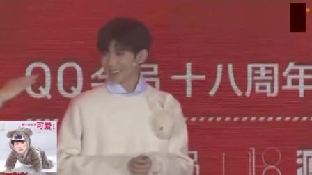 王源称玩吃鸡游戏的时候助理打死了自己的粉丝, 看到就有点无奈