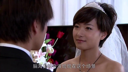 灰姑娘穿婚纱太美了, 霸道总裁看的眼睛都直了, 好甜蜜