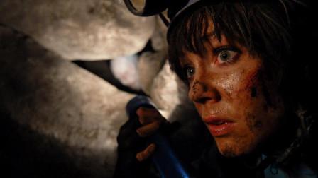 几分钟看救援队地底遭遇食人魔的恐怖片《黑暗侵袭2》