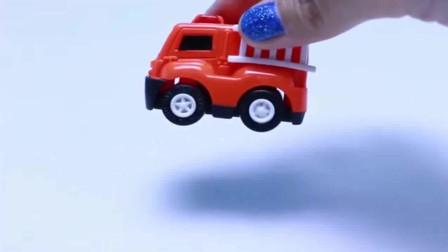 噢! 可爱小车们的秀场工程车亲子益智玩具视频分享