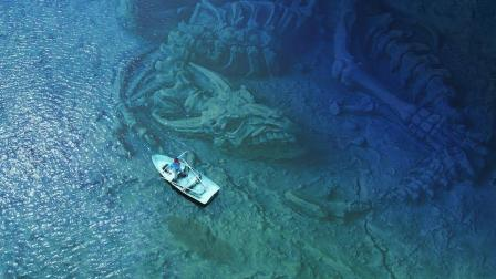 在深海发现沉没的5个城市!