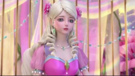精灵梦叶罗丽6大结局: 王默愿意献出了自己的生命, 灵公主懵了
