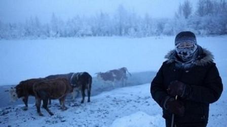 俄罗斯气温零下71度, 他们到底是怎么抗下来的? 看完大开眼界
