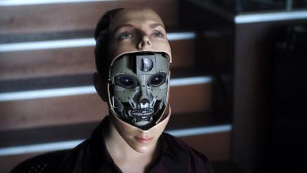 未来世界机器人能完美模仿人类, 甚至可以和机器人结成伴侣!