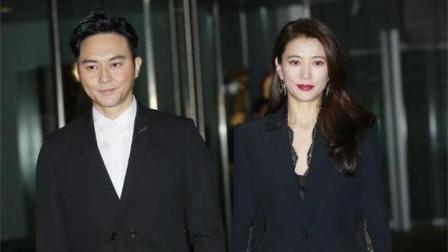 参加阿娇的婚礼, 结果47岁的袁咏仪美爆, 竟然还上了热搜