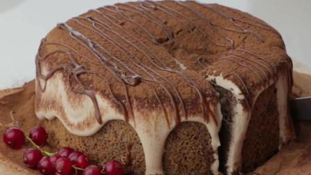 网红美食巧克力熔岩蛋糕的做法1