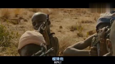 一部震撼人心的战争电影枪林弹雨生猛残暴
