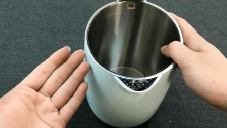 你家还在用电热水壶烧水吗? 后悔现在才知道, 看完赶紧告诉家里人