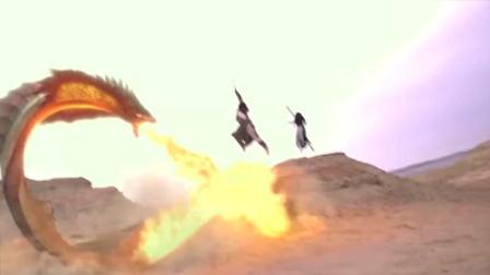 莽荒纪: 余薇和纪宁, 大战赤芒蛇!