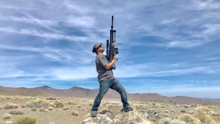 号称世界终极狙击步枪之一, 英国AS50反器材狙击步枪