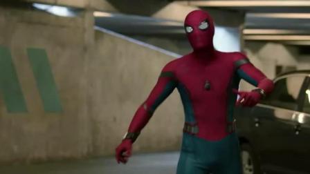 这版蜘蛛侠估计大多数都没看过, 做事业余, 却显得很呆萌可爱