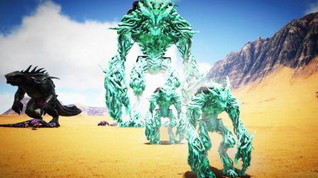 方舟生存进化-特殊篇 冰森林泰坦