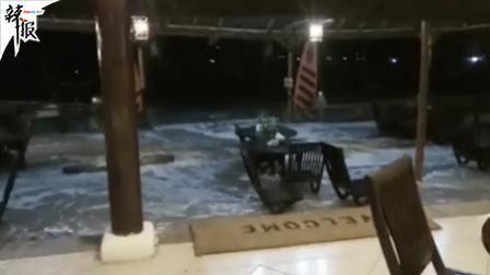 印尼万丹发生海啸 20人死亡