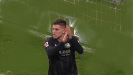 德甲-里贝里梅开二度拉菲尼亚世界波 拜仁客场3-0法兰克福