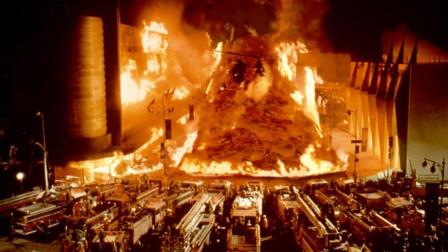 大地震致火山喷发, 岩浆涌入市区, 但很显然, 可怕的事情才刚开始!