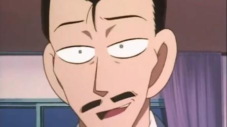 名侦探柯南:解密!毛利小五郎究竟被刺中过多少针?