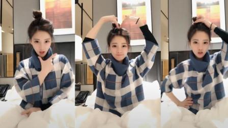 网红女神冯提莫起床后跳了一段热舞! 网友: 还想再看《海草舞》