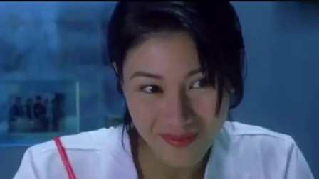 刘德华与李嘉欣的经典电影片段, 好幸福的爱情