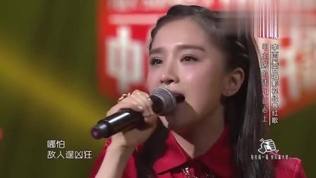 中华好民歌美女演唱经典民歌, 一开口, 观众们就坐不住了