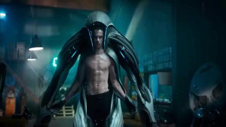 穿上衣服就成了外星人, 电影《莫斯科陷落》精彩剪辑!