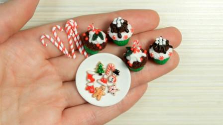 微世界DIY: 迷你圣诞糖果