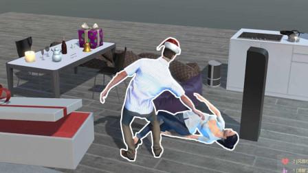 史上最硬核的模拟游戏, 帮助你的醉鬼朋友。
