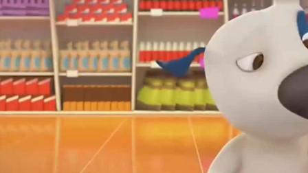 安吉拉汤姆猫逛超市竟然看上同一物品怎么分