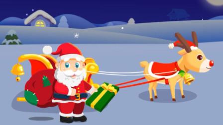 乐比小游戏 宝宝巴士 欢乐圣诞 做姜饼屋 装扮圣诞树 海底小纵队 帮圣诞老公公送礼物