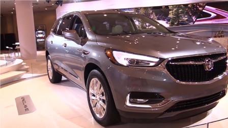 别克新款SUV上市, 不仅满足国六标准, 还对发动机进行了重新调校