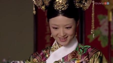 甄嬛传:华妃看到皇贵妃吉服乐了,殊不知这一切都是皇上的阴谋