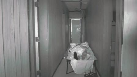 调查员决定在鬼屋睡觉, 把所有的设备都打开, 让灵异事件自己发展