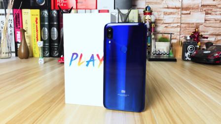 小米Play开箱体验: 小米旗下首款水滴全面屏手机