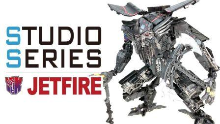 KL变形金刚玩具分享386 Studio Series 35 电影工作室 天火