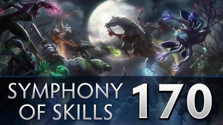 Dota 2 Symphony of Skills 170