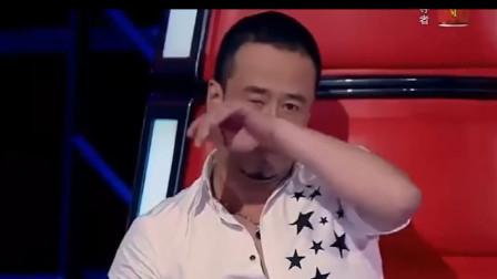 小伙长得不好看, 但是唱完这首刘若英神曲, 杨坤被感动的嚎啕大哭