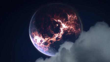 天上有两个月亮, 每当月亮呈现这种颜色, 就会有人死亡, 被惊到了!