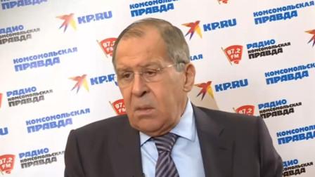 俄外长: 波罗申科如果要挑衅 我们会让他笑不出来