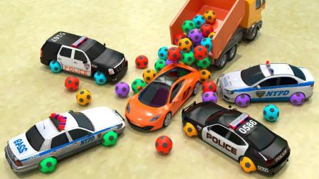 介绍不同种类的小汽车玩具