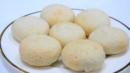 """资深面点大师教你""""老北京香酥饼"""", 濒临失传, 内含甜咸葱香口味"""