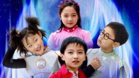 科幻片《快乐星球》主题曲, 很好听的《月亮船》, 童年回忆啊!