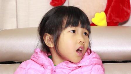 萌娃想要个弟弟, 希望给妈妈一个惊喜, 真是可爱!