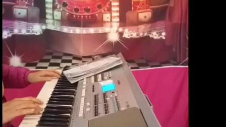(六): 23首歌颂毛主席的歌曲联奏: 电子琴演奏: 纯音乐调: 十二月二十六缅怀领袖毛泽东