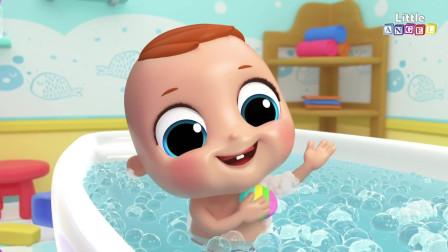 婴儿沐浴时间沐浴歌