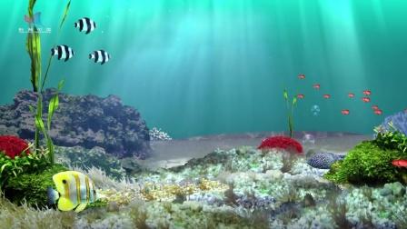 """海洋中的""""活化石""""矛尾鱼:海中潜伏的精灵"""