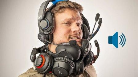 无线还是有线?游戏耳机麦克风终极测试