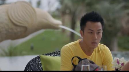 杨幂被, 要一百万赎金, 刘恺威急得想去抢银行, 把旁边的服务员给吓得
