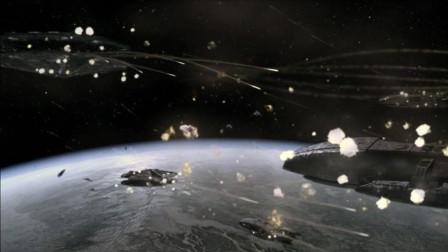 四十年前人机大战缠斗太空, 无畏战士勇闯敌营! 速看《太空堡垒卡拉狄加》利刃之回闪