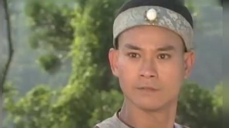 戏说乾隆: 皇上和岑九正式交手, 打戏好精彩, 郑少秋好帅